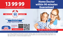 Dial A Home Doctor Toowoomba
