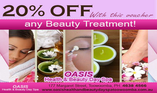 city discounts queensland oasis health and beauty day
